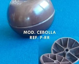 plástico producto cebolla